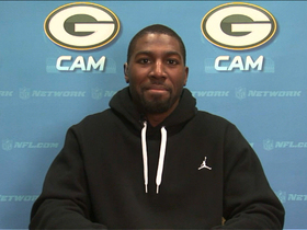 Video - Green Bay Packers' Greg Jennings: 'We have to bring our A game'