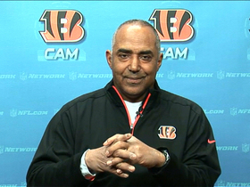 "Video - Marvin Lewis: ""Ray wasn't afraid to be the best'"