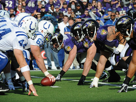 Video - Who has the edge? Indianapolis Colts vs. Baltimore Ravens