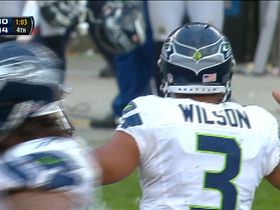 Video - Moments that defined them: Russell Wilson