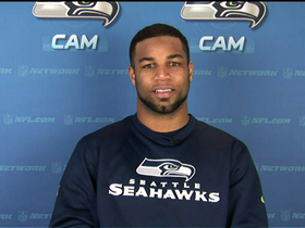 Video - Golden Tate on Russell Wilson: 'This is the quarterback for our future'