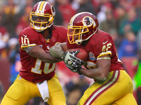 Video - More valuable rookie: Robert Griffin III or Alfred Morris?