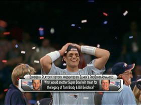 Watch: Bonded in playoff history: Tom Brady