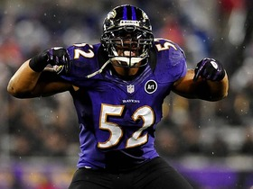 Video - 'Playbook': Ray Lewis leaving his mark