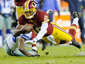 Video - Washington Redskins quarterback Robert Griffin III Unplugged: Week 17 vs. Cowboys