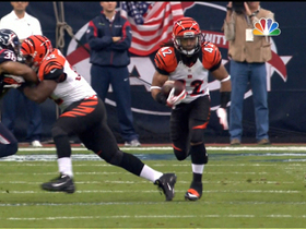 Video - Cincinnati Bengals RB BenJarvus Green-Ellis 29-yard run
