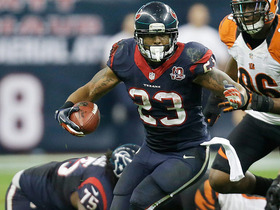 Video - Houston Texans running back Arian Foster highlights