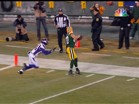 Video - Green Bay Packers WR Jordy Nelson's impressive grab