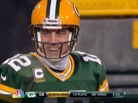 Video - Wildcard: Aaron Rodgers highlights