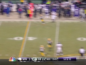 Watch: QB Webb to WR Jenkins, 50-yd, pass, TD