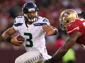 Video - 2012: Best of Seattle Seahawks quarterback Russell Wilson