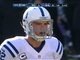 Watch: Luck fumbles to Ravens
