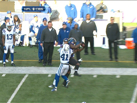 Video - Wild Card Can't-Miss Play: Boldin brings it in
