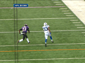 Video - Indianapolis Colts running back Vick Ballard 24-yard run