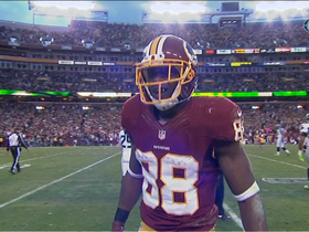 Video - Washington Redskins wide receiver Pierre Garcon 30-yard catch