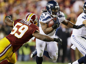 Video - Seahawks vs. Redskins highlights