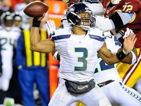 Video - Wild Card: Russell Wilson highlights
