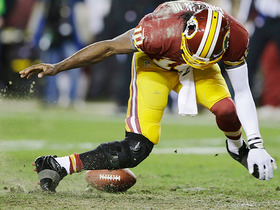 Video - Should Robert Griffin III have played vs. Seahawks?