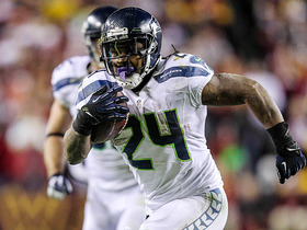 Video - Wild Card: Marshawn Lynch highlights