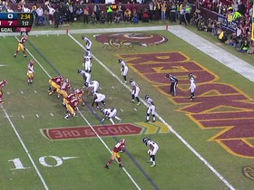 Watch: QB Griffin to TE Paulsen, 4-yd, pass, TD