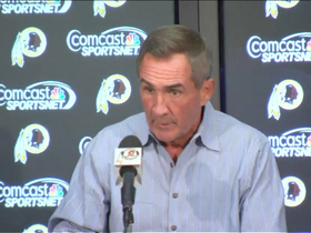 Video - Mike Shanahan feels he made right decision