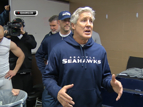 Video - Seattle Seahawks locker-room speech