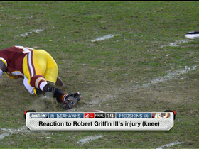 Video - Was leaving Washington Redskins quarterback Robert Griffin III in the game a bad decision?