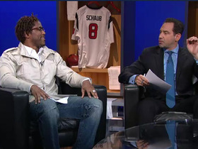 Video - Double Coverage: Detroit Lions wide receiver Nate Burleson joins the crew
