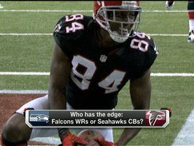 Video - Can Seahawks give Falcons WRs trouble?