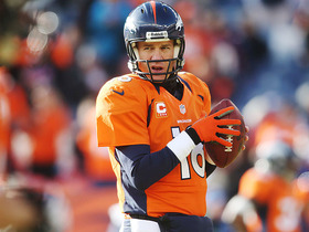 Video - Denver Broncos quarterback Peyton Manning's glove 'a necessity'