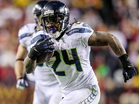 Video - Will Atlanta Falcons stop Seattle Seahawks running back Marshawn Lynch?