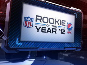 Watch: Pepsi MAX Rookie of the Year nominees