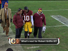 Video - What is next for Washington Redskins QB Robert Griffin III