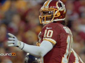 Video - 'Sound FX': Washington Redskins QB Robert Griffin III