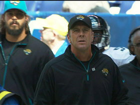 Video - Jacksonville Jaguars fire head coach Mike Mularkey