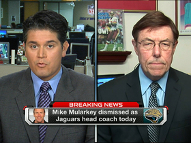 Video - Casserly: Jacksonville Jaguars owner Shahid Khan wants 'his own people'