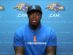 Video - Baltimore Ravens linebacker Terrell Suggs, Ravens looking to finally knock off Peyton Manning