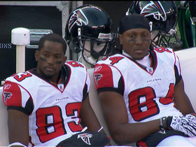 Video - Pressure on Atlanta Falcons