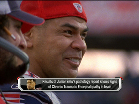 Video - Health of the Game: Andrea Kremer discusses Junior Seau's death