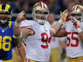 Video - How important is San Francisco 49ers defensive end Justin Smith to the 49ers?