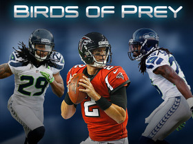 Watch: Birds of Prey: Seahawks vs. Falcons