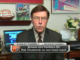 Video - Charley Casserly on hiring Rob Chudzinski