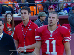Video - How they got here:  San Francisco 49ers