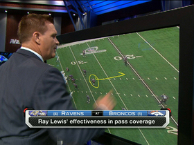 Video - 'Playbook': Can Baltimore Ravens linebacker Ray Lewis stop Denver Broncos QB Peyton Manning?