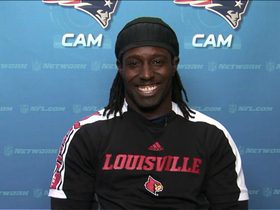 Video - New England Patriots wide receiver Deion Branch on role: 'Whatever the team needs'