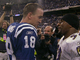 Watch: Ray Lewis, Peyton Manning share mutual admiration