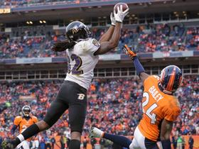 Video - Divisional Can't-Miss Play: Torrey Smith 32-yard TD catch