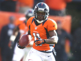 Video - Divisional Can't-Miss Play: Denver Broncos wide receiver Trindon Holliday 104-yard kickoff return