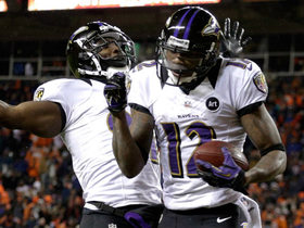 Watch: Divisional Can't-Miss Play: Jacoby Jones 70-yard TD catch