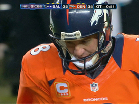 Video - Denver Broncos quarterback Peyton Manning highlights